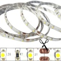 LED pásek 3528 SMD waterproof, 60LED/m